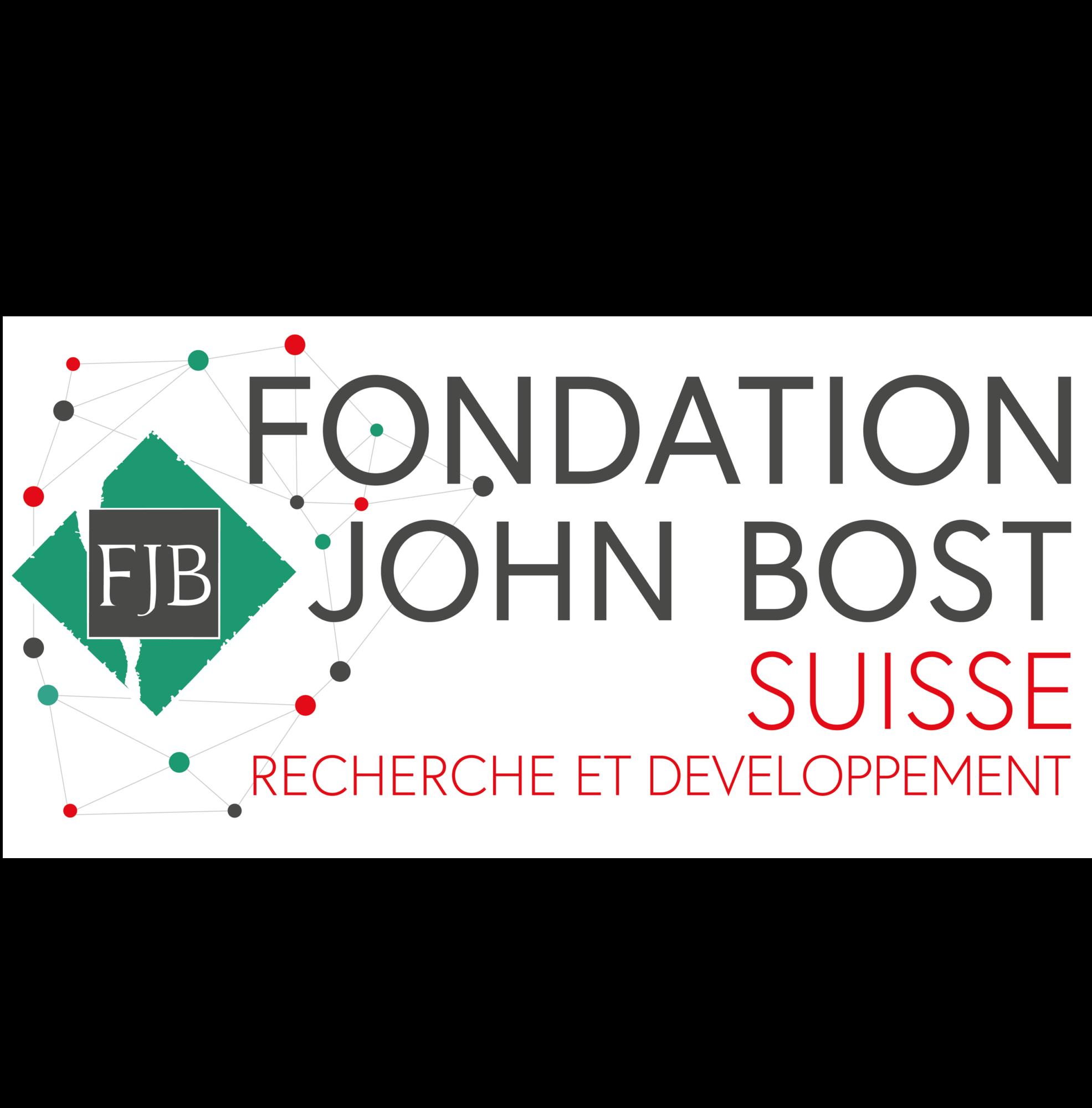 Logo Fondation John Bost Suisse